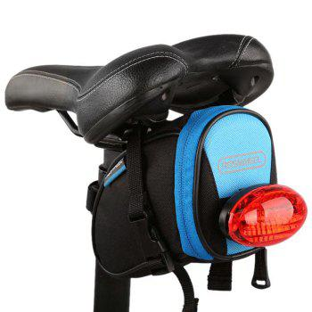 Roswheel 13656 1L Capacity Quick Release Bicycle Bike Cycling Saddle Back Seat Pouch