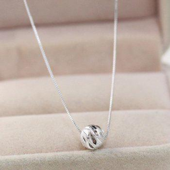 Sweet Cute Ball Necklace For Women