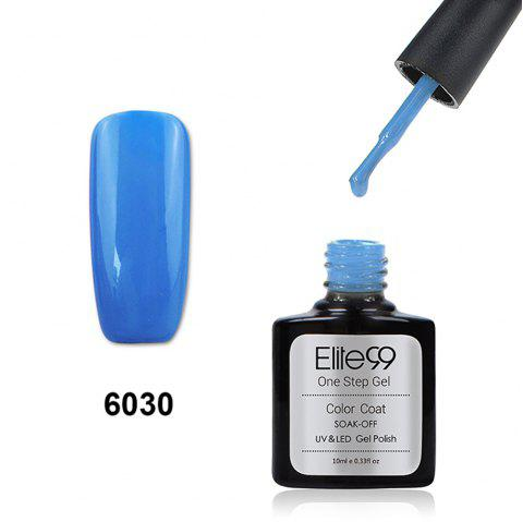 Sweet 60 Candy Colors Varnish Long-Lasting Top Coat Nail Polish 10ml - CORNFLOWERBLUE