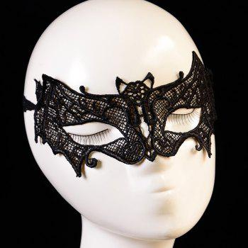 Fashionable Hollow Out Crown Shape Lace Carnival Party Mask For Women