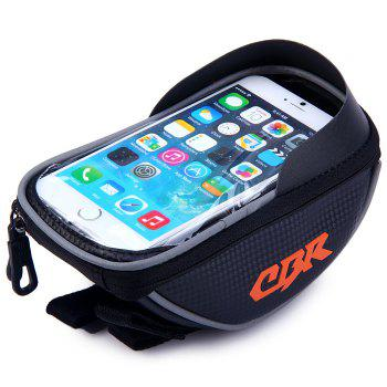CBR Water Resistant Bike Handlebar Mounted Touch Screen Bag for 5.5 Inches Phones Like iPhone HUAWEI SAMSUNG