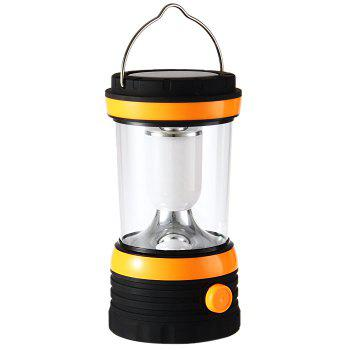 YU HAO RY – T96 24 LED Whiter Light Solar-powered Rechargeable Camping Lamp Lantern