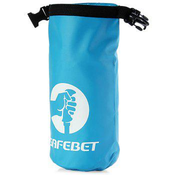 Buy 3.5L Ultra-light Water Resistant Bag Dry Pouch Outdoor Drifting BLUE