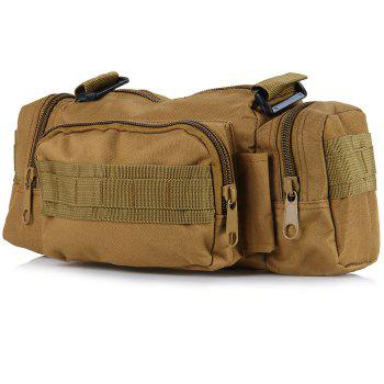 TANTUQI 5L Capacity Casual Outdoor Hiking Messenger Shoulder Bag Waist Pack Cycling Travel Pocket