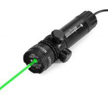102 Module Green Dot Laser Sight ( Pressing Switch Controlled ) with Mounts