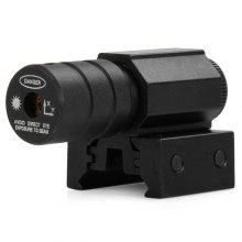 AT1000 Red Dot Laser Sight ( Press Switch Controlled ) with Integral Mount + Wrench