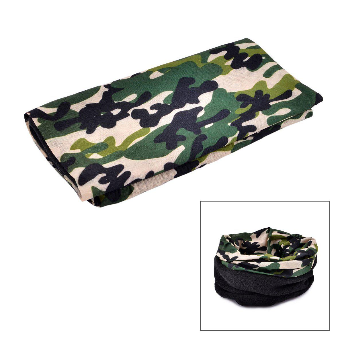 Camouflage Pattern Multifunction Ever-changing Outdoor Coverchief for Hiking and Running -