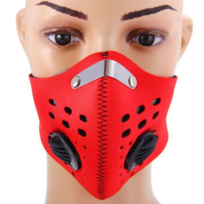 MLD Protective Half Face Filter Mask with Activated Carbon for Open-air Activities mld lf 1127 ankle supports