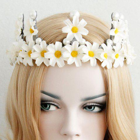 Sweet Cute Flower Tiaras For Women