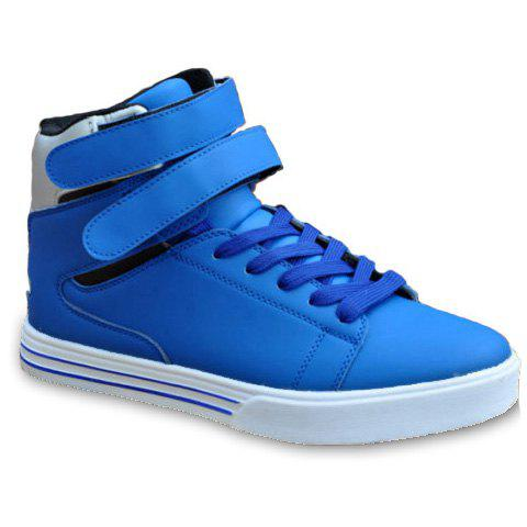 Stylish High-Top and  Design Casual Shoes For Men