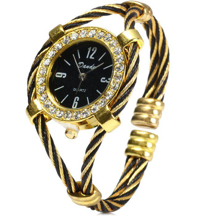 ebay simulated s pave rapper techno iced tone itm diamond gold hop watch bling hip men out