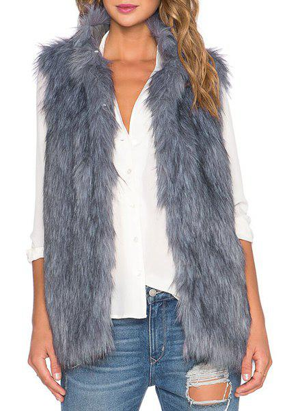 Faux-fur pieces are in trend every autumn/winter season and more designers use faux fur in their collections each season. It adds a touch of extravagance and luxury to every outfit. Whether it is a fuzzy vest, beautiful coat or fur lined boots, a touch of faux fur is essential.