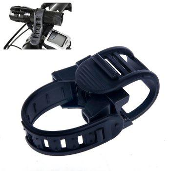27mm Bicycle Flashlight Torch Mount LED Light Front Holder Clip