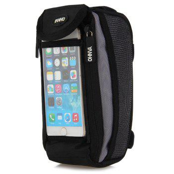 YANHO Cycling Bicycle Front Top Tube GPS Touch Screen Bag for Mobile Phones