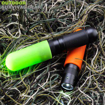 Buy HX OUTDOORS 3 Modes Emergency Lamp Magnet / Fine Threads Outdoor Camping GREEN