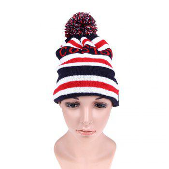 MZ018 Bluetooth V3.0 + EDR Music Knitted Hat for Winter Outdoor Cycling / Mountaineering - AS THE PICTURE