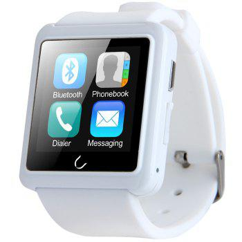 U Watch U10L Bluetooth 4.0 Smart Watch Pedometer Sleep Monitor Find Phone Remote Camera Dialing SMS