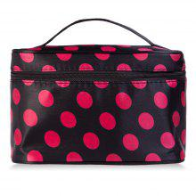 Guapabien Fashion Polka Dot Print Storage Wash Receive Bag