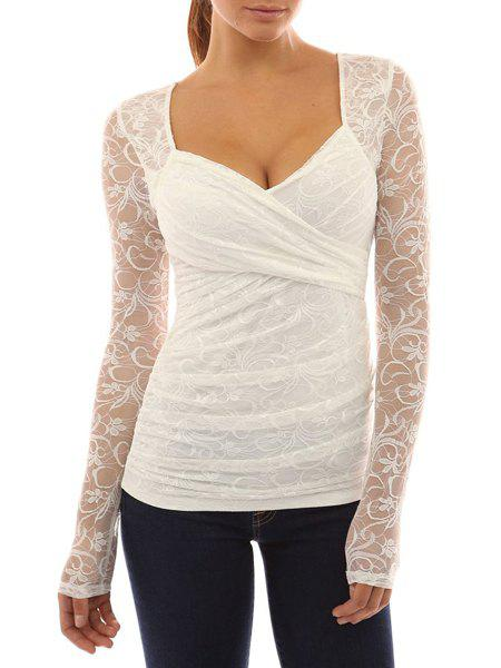 Buy See-Through Solid Long Sleeve T-Shirt online with cheap prices and discover fashion Long sleeve T-shirts at ingmecanica.ml5/5(1).
