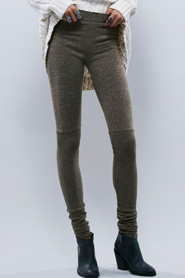 Soft Legging - OLIVE GREEN M