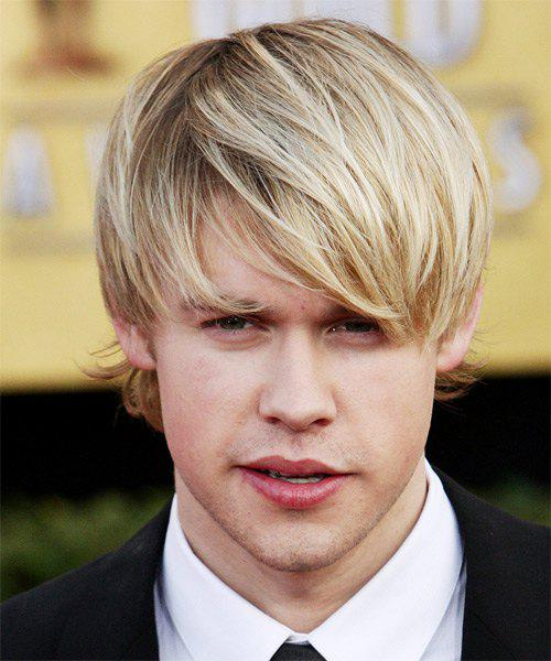 Shaggy Straight Light Blonde Mixed Brown Synthetic Short Capless Fashion Side Bang Wig For Men кардиган blue seven р xl int