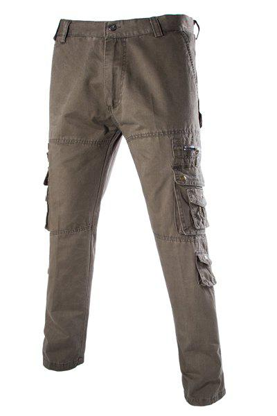 Straight Leg Men s Cargo Pants