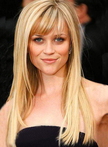Stunning Long Straight Synthetic Shaggy Side Bang Capless Wig For Women