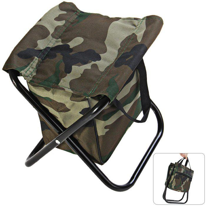 Outdoor Canvas Folding Stool with Pouch / Portable Handle for Camping Fishing sdxc kingston 64gb class10 g2 video sd10vg2 64gb