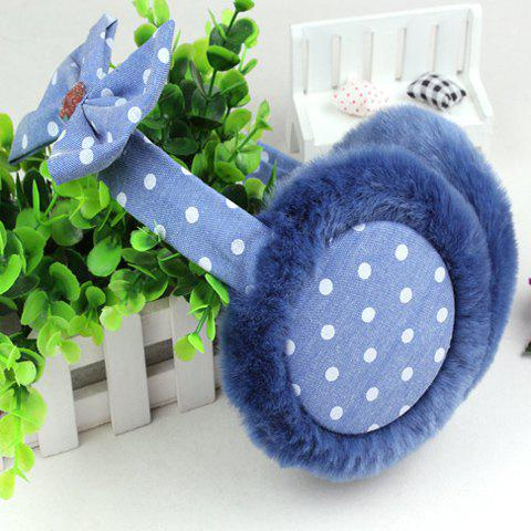 Chic Bow Embellished Various Pattern Women's Earmuff