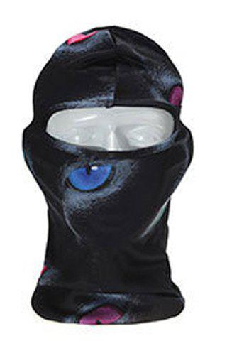 Stylish Various Colored Pattern Outdoor Men's Protective Headgear