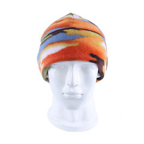 ENKAY Fleece Warm Hat Windproof Warm Double-layer Design - 23