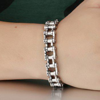 Motorcycle Chain Shaped Bracelet - ONE-SIZE ONE-SIZE