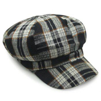 Chic Various Pattern Women's Retro Newsboy Cap - RANDOM COLOR PATTERN
