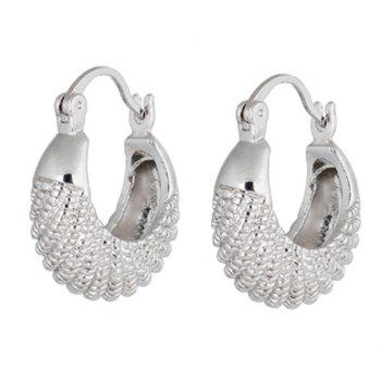 Pair of Fish Shape Earrings