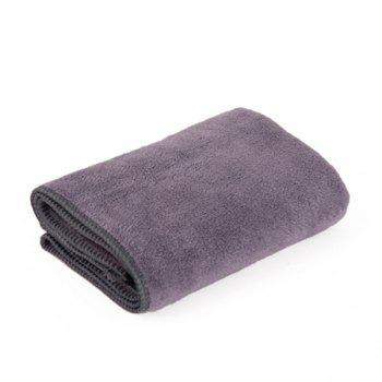 Buy Brand New Solid Color Soft Absorbent Cleansing Cloths Hand Face Towel RANDOM COLOR