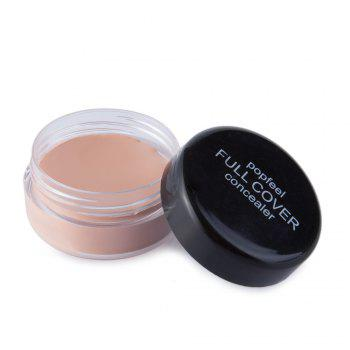 Natural Full Cover Long Lasting Smooth Concealer Makeup Cosmetics - 01#