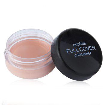 Natural Full Cover Long Lasting Smooth Concealer Makeup Cosmetics - 02#