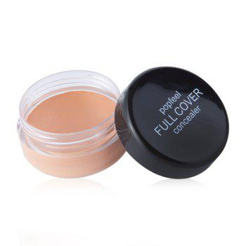 Natural Full Cover Long Lasting Smooth Concealer Makeup Cosmetics - 03#