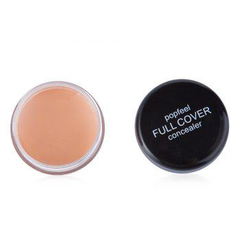 Natural Full Cover Long Lasting Smooth Concealer Makeup Cosmetics -