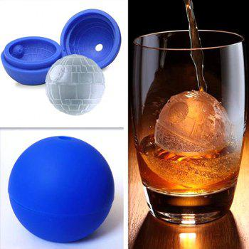 Chic Spherical Mold Multi-Function Silicon Ice Cube Tray