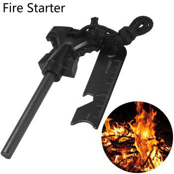LM-3Y Multi-function Fire Starter with Bottle Opener Ruler Functions