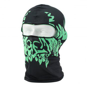 ENKAY Lycra Lightweight Windproof Full Face Mask for Riding