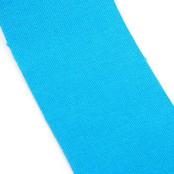 500 x 5cm Breathable Muscle Patch Elastic Sport Bandage -  LIGHT BLUE