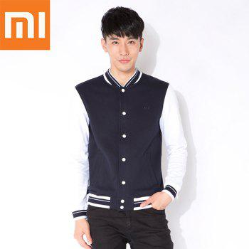 Xiaomi Autumn Sweatshirt Long Sleeve Baseball Sports T-shirt for Young Men