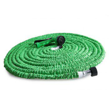 RY - 951 125FT 7 Modes Expandable Garden Water Hose Pipe with Spray Gun - GREEN