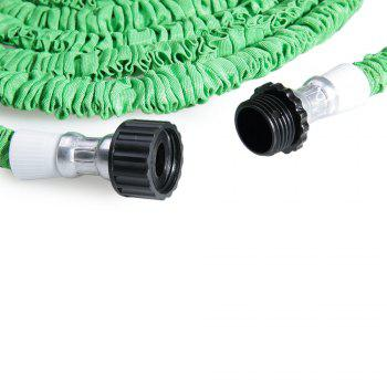 50FT Expandable Garden Hose Pipe with 7 in 1 Spray Gun -  GREEN