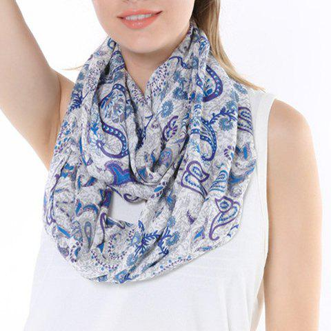 Chic Ethnic Paisley Print Multifunctional Scarf For Women