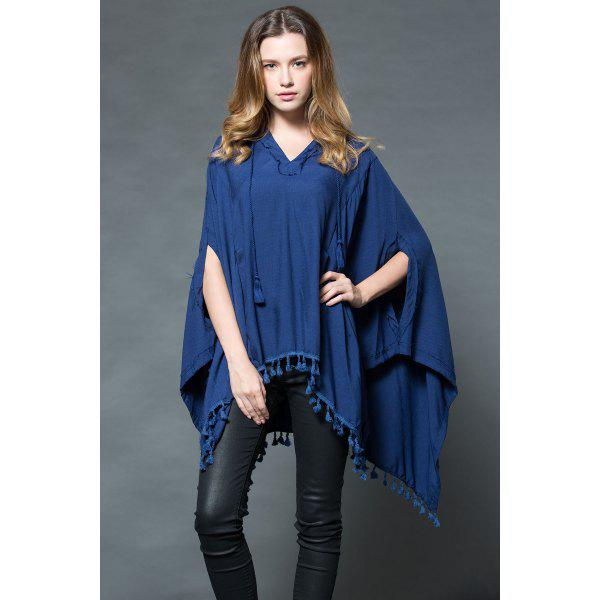 The Endless Hooded Poncho