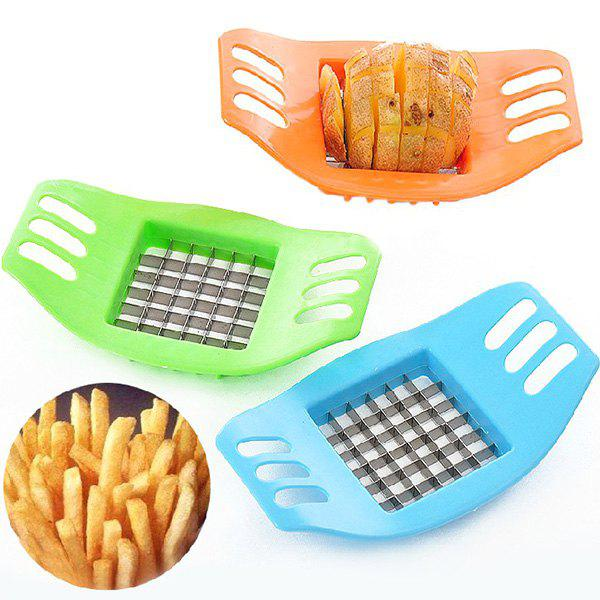 Convenient Good Quality Potato Strip Cutter (One Piece) - RANDOM COLOR