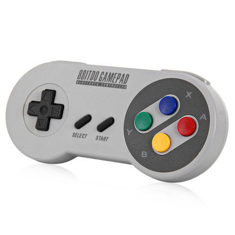 8Bitdo SF30 Wireless Bluetooth Gamepad Game Controller for iOS Android PC Mac Linux - COLORMIX